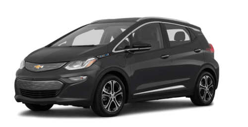 Блиц тест драйв Chevrolet Bolt LT в Украине